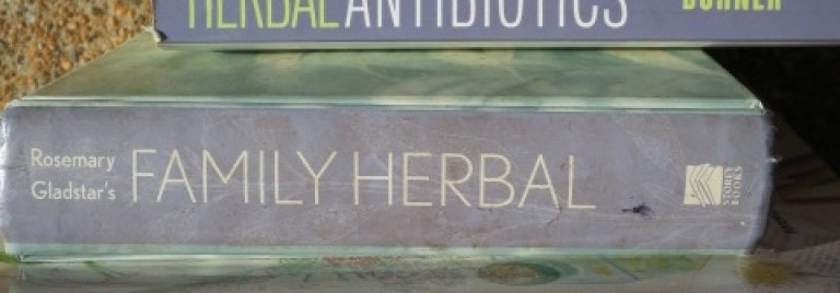 My favorite herbal books & websites